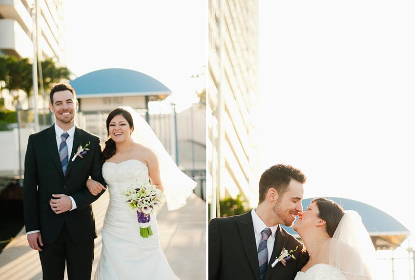 Merari Photography, Bride portrait, Groom portrait, Miami wedding, Miami Marriott Biscayne Bay
