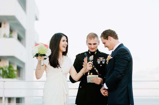 NaydaErikwedding262 Erik and Nayda / a soho beach house wedding