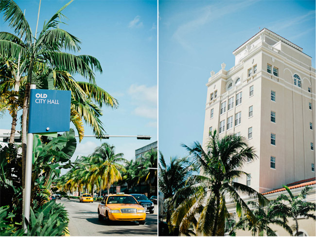 blog1 Oleg and Olga // Miami Beach city hall elopement