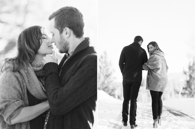 Denver, Colorado engagement session inspiration