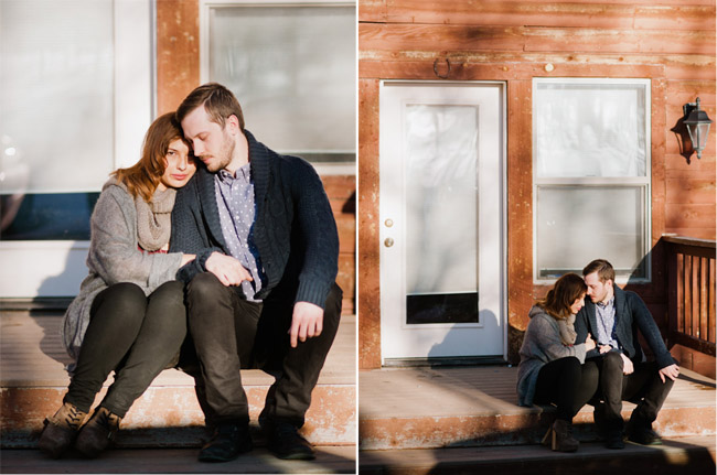 blog32 Demi and Cameron / Colorado engagement session