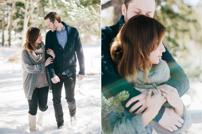 blog52 Demi and Cameron / Colorado engagement session