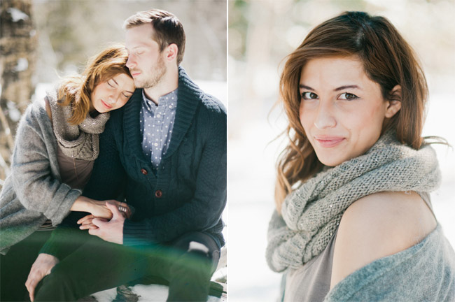 blog72 Demi and Cameron / Colorado engagement session