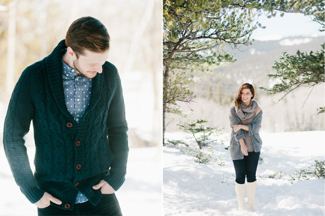 blog82 Demi and Cameron / Colorado engagement session
