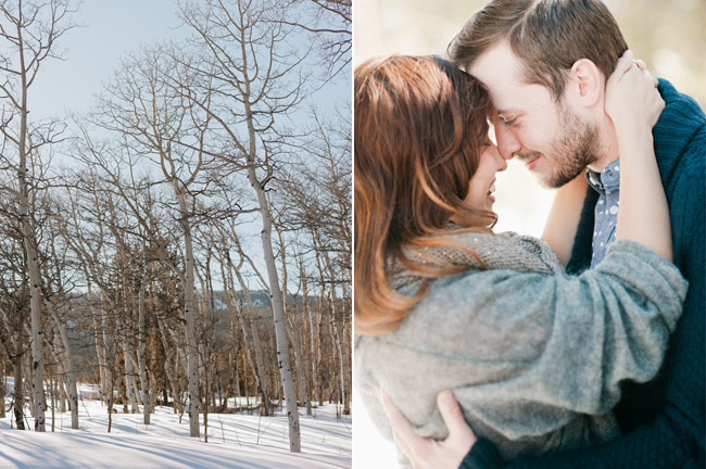 blog92 Demi and Cameron / Colorado engagement session