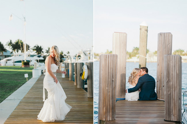 blog15 Kent and Bryn / Lauderdale Yacht Club Wedding