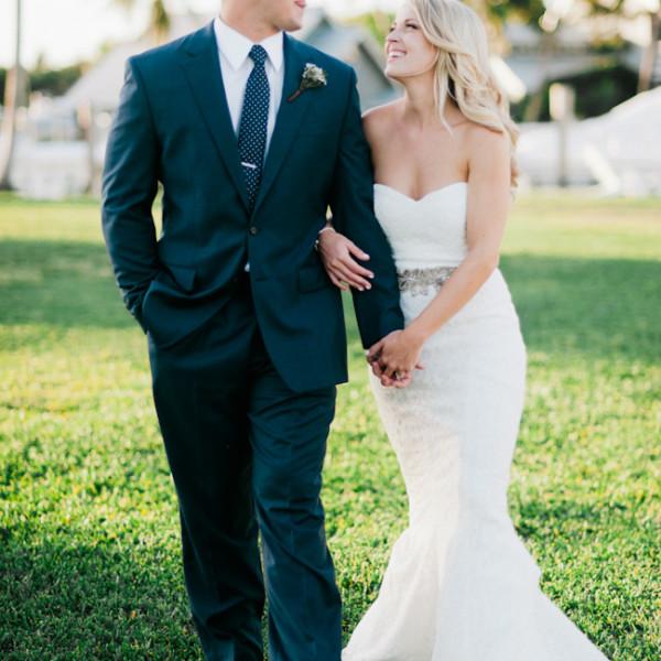 Kent & Bryn / Lauderdale Yacht Club Wedding