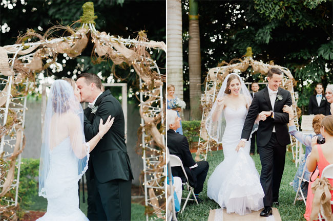 blog151 Jonathan and Kinsey / Backyard wedding