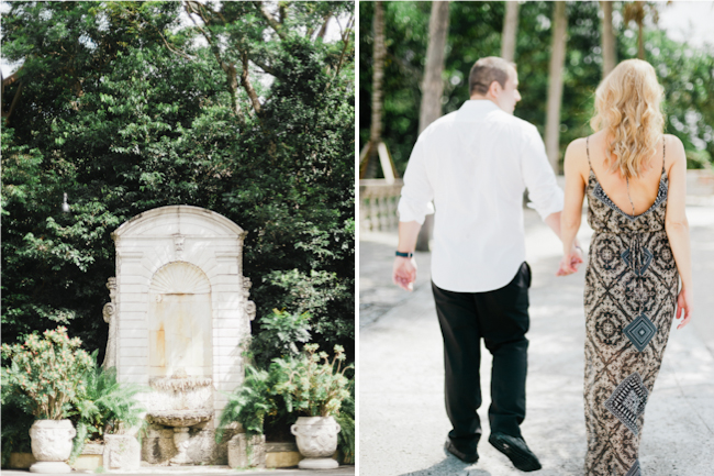 blog11 Manny and Brianna / Vizcaya engagement session