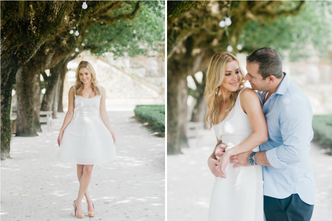 blog6 Manny and Brianna / Vizcaya engagement session