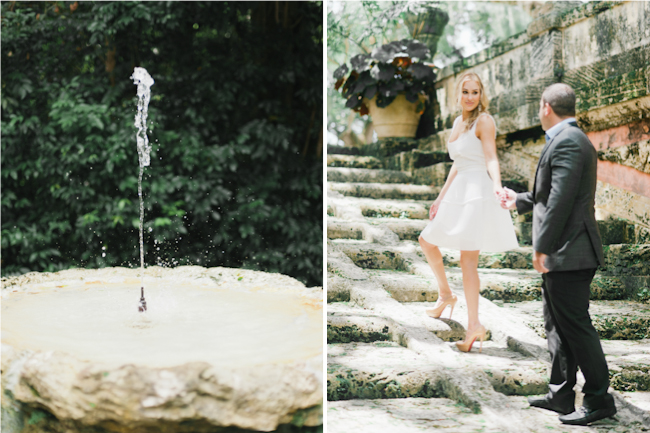 blog7 Manny and Brianna / Vizcaya engagement session
