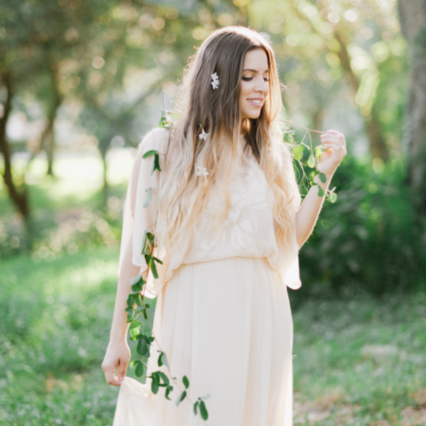 Bohemian bridal inspiration with Ever After Designs