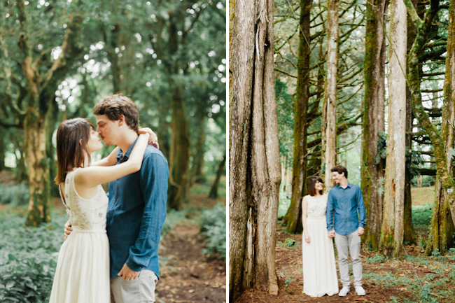 blog2 Fanny and Augustin / elopement in a Costa Rican forrest