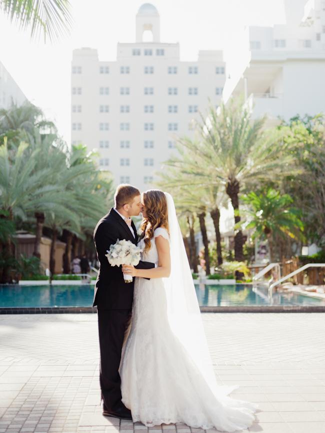 Lauren and Barel 065 Barel and Lauren // wedding at the National Hotel