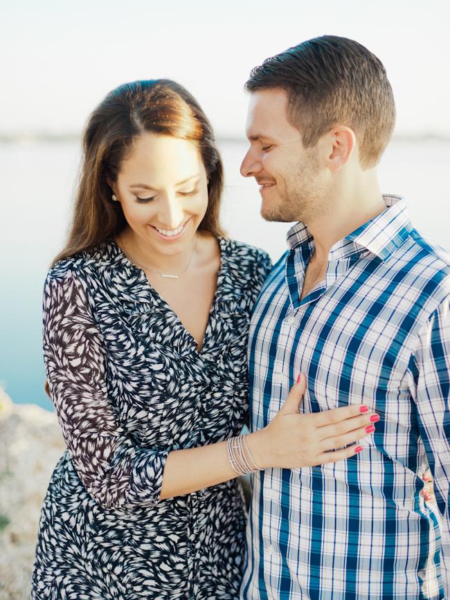David and Maria 019 David and Maria // engagement session at Matheson Hammock Park