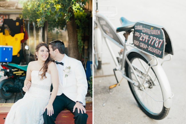 blog6 Chris and Emily // Ernest Hemingway house wedding