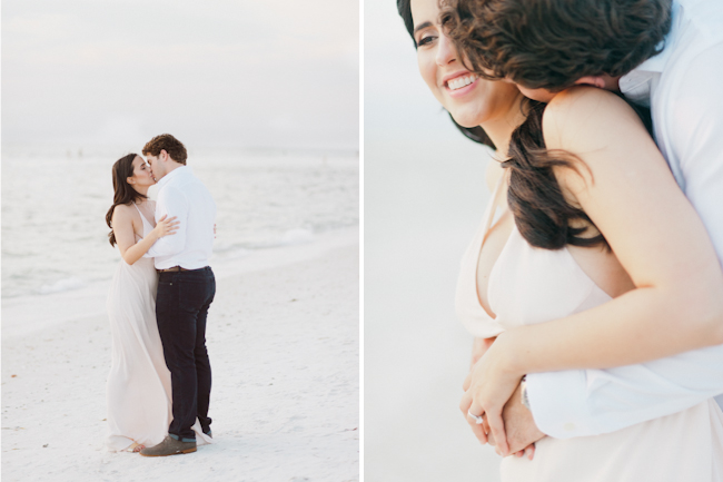 Naples, Florida engagement session