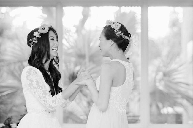 Alex and Brittney 019 Alex and Brittney // wedding at Fairchild Tropical Gardens