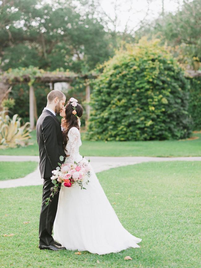 Alex and Brittney 163 Alex and Brittney // wedding at Fairchild Tropical Gardens
