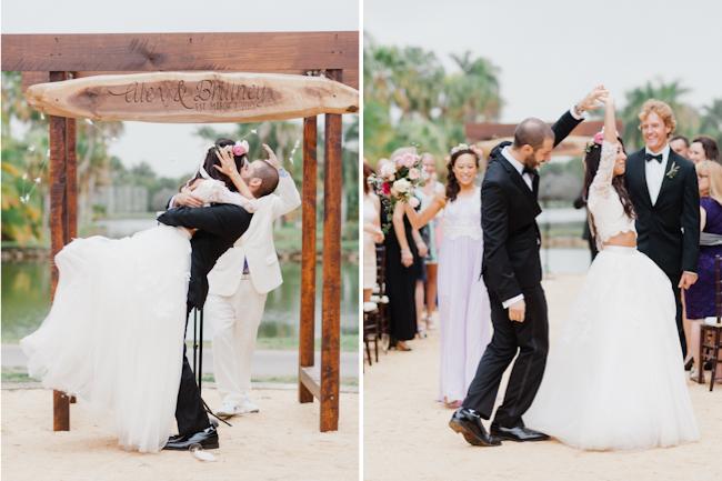 blog7 Alex and Brittney // wedding at Fairchild Tropical Gardens