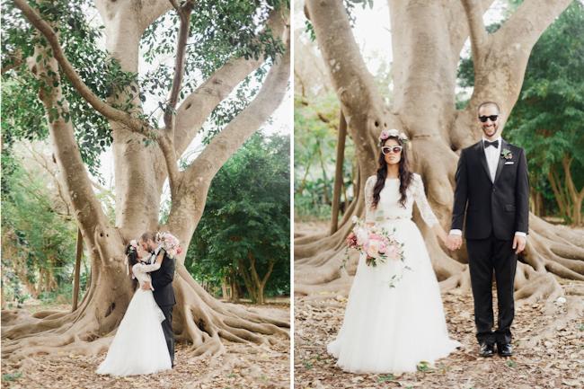 blog8 Alex and Brittney // wedding at Fairchild Tropical Gardens