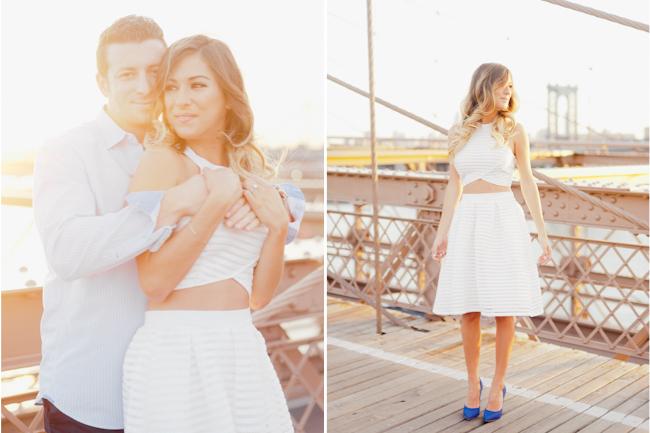 blog1 Jared & Lauren / Brooklyn engagement session