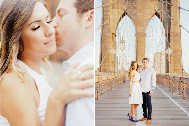 blog3 Jared & Lauren / Brooklyn engagement session