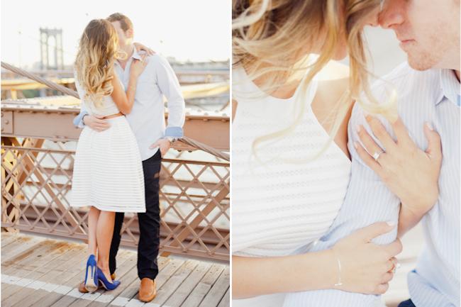 blog10 Jared & Lauren / Brooklyn engagement session