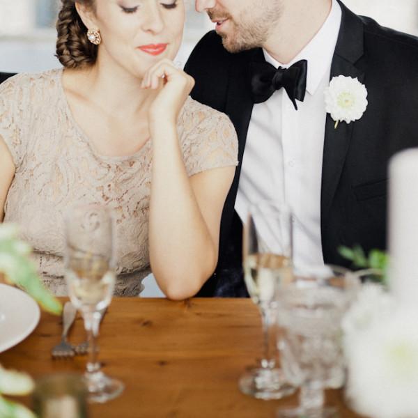 Brooklyn Loft wedding inspiration