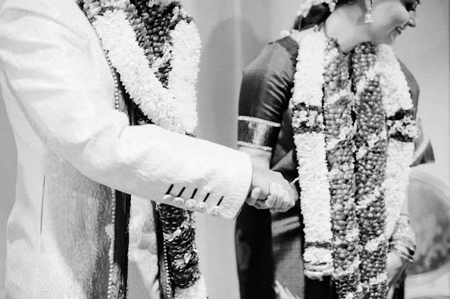 Wedding at Vizcaya Gardens in Miami, Florida