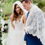 Wedding at Miami Beach Botanical Gardens