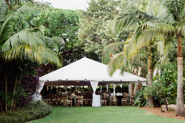 ... Boho Chic Miami Beach Botanical Garden Wedding ...
