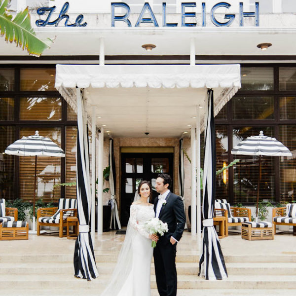 Devin + Carly / Wedding at the Raleigh Hotel