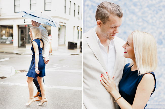 West village engagement session 0008