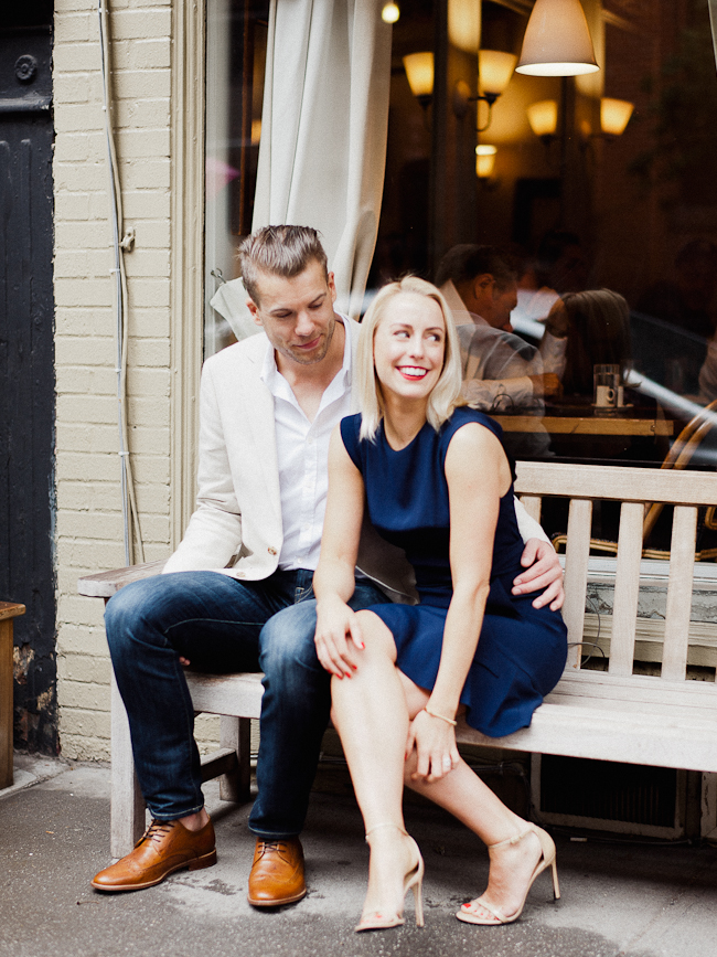 West village engagement session 028