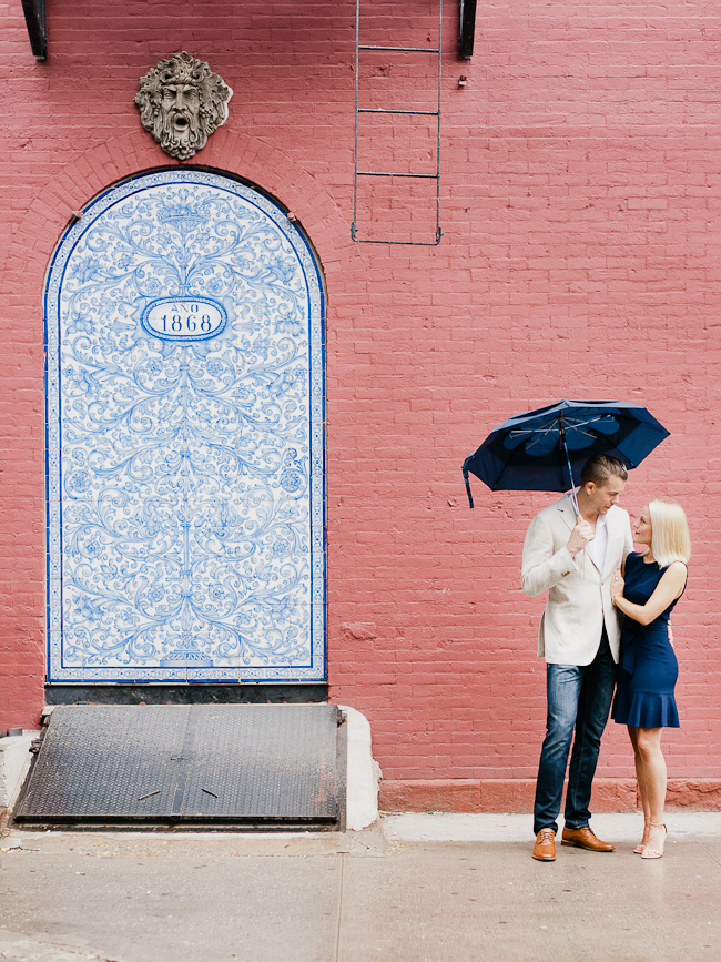 West village engagement session 030