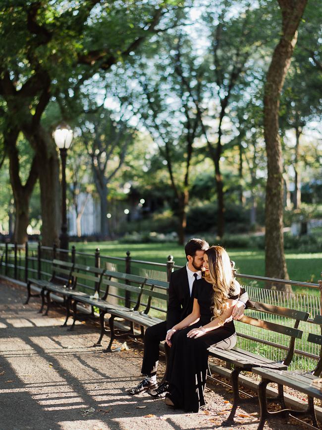 Central Park engagement session 012