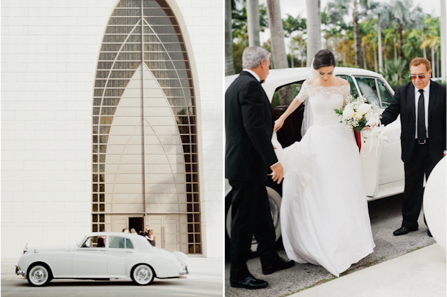 wedding at the Deering Estate in Miami, Florida