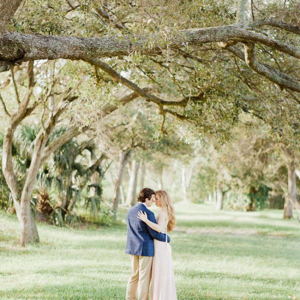 Dana and Zak / Tree Tops park engagement