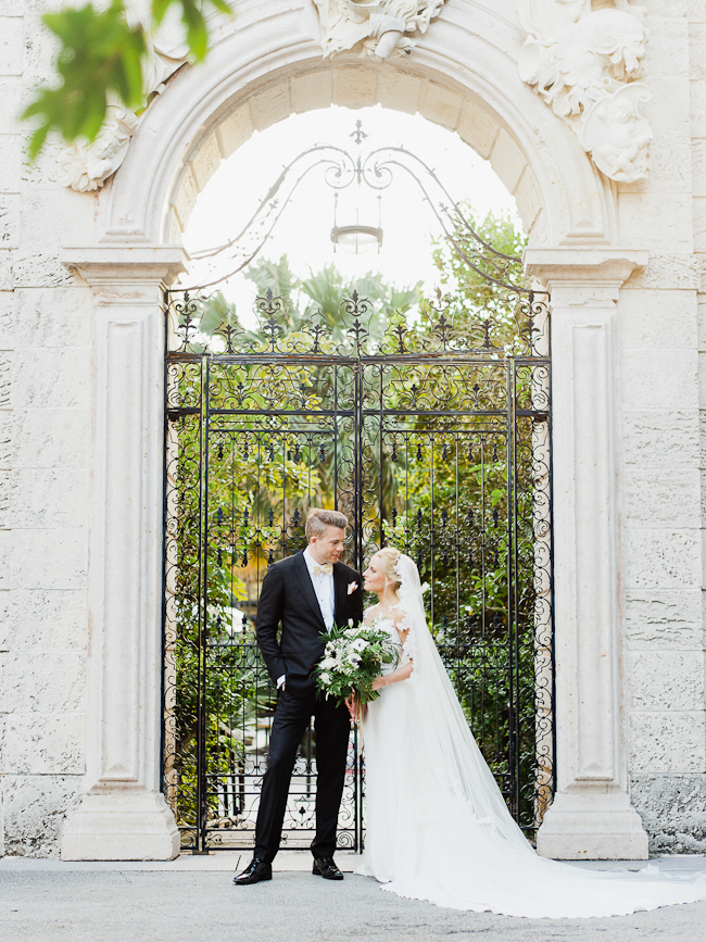 Vizcaya Gardens wedding 024