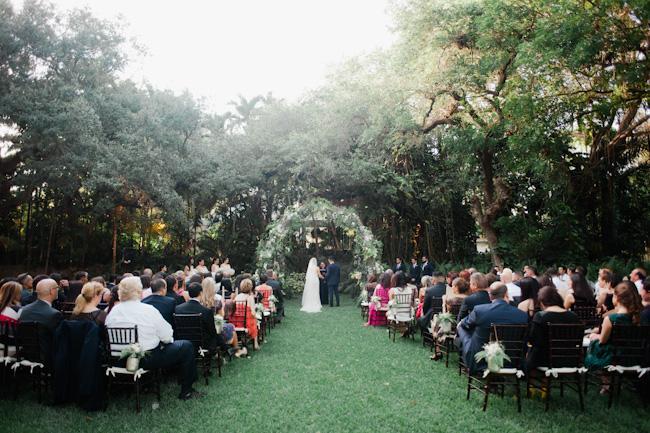 Wedding At Villa Woodbine